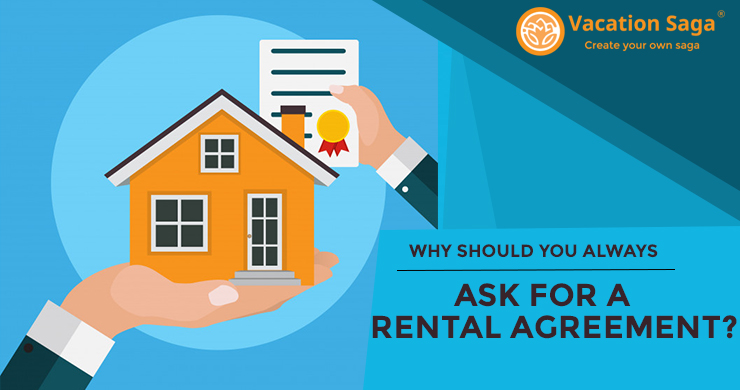 Why Should You Always Ask For A Rental Agreement