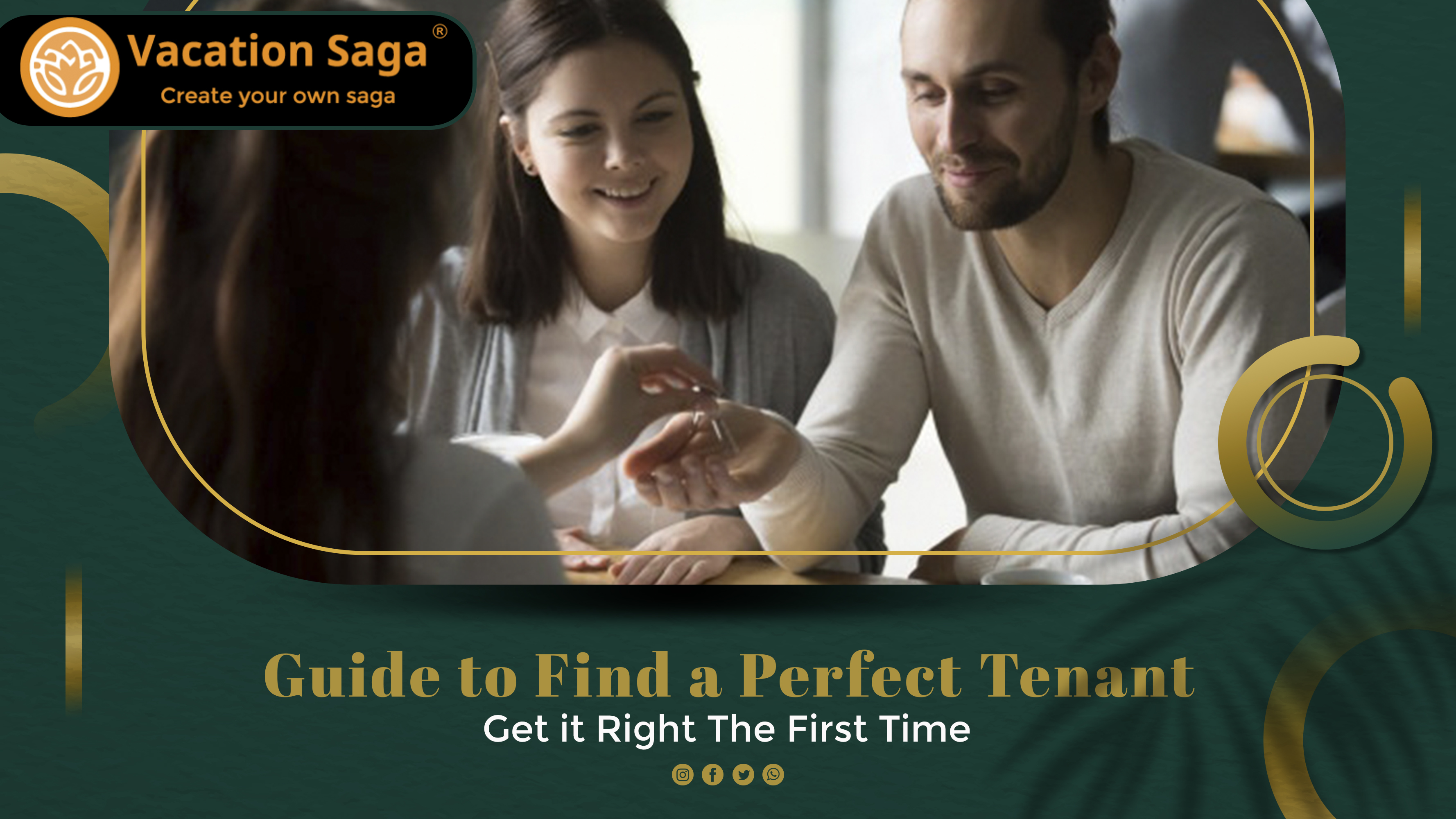 Guide to Find a Perfect Tenant