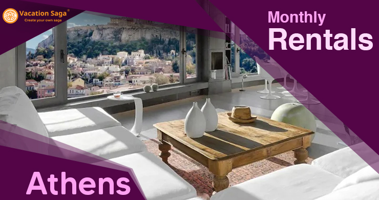 Monthly Rentals in Athens Greece